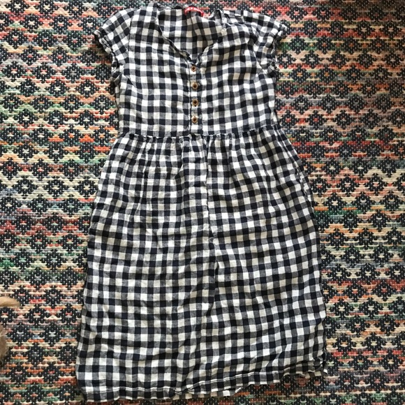 9528476bd0 Pyne   Smith Clothiers Linen Dress. M 5bfd3ba2aa8770492fe90ade